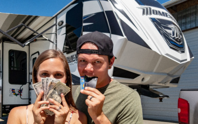 Our Budget 1 Year Full Time RV Living