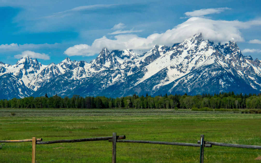 Visiting Grand Teton National Park