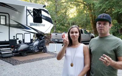 How to Plan RV Route