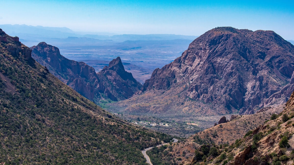 Chisos Basin Big Bend National Park
