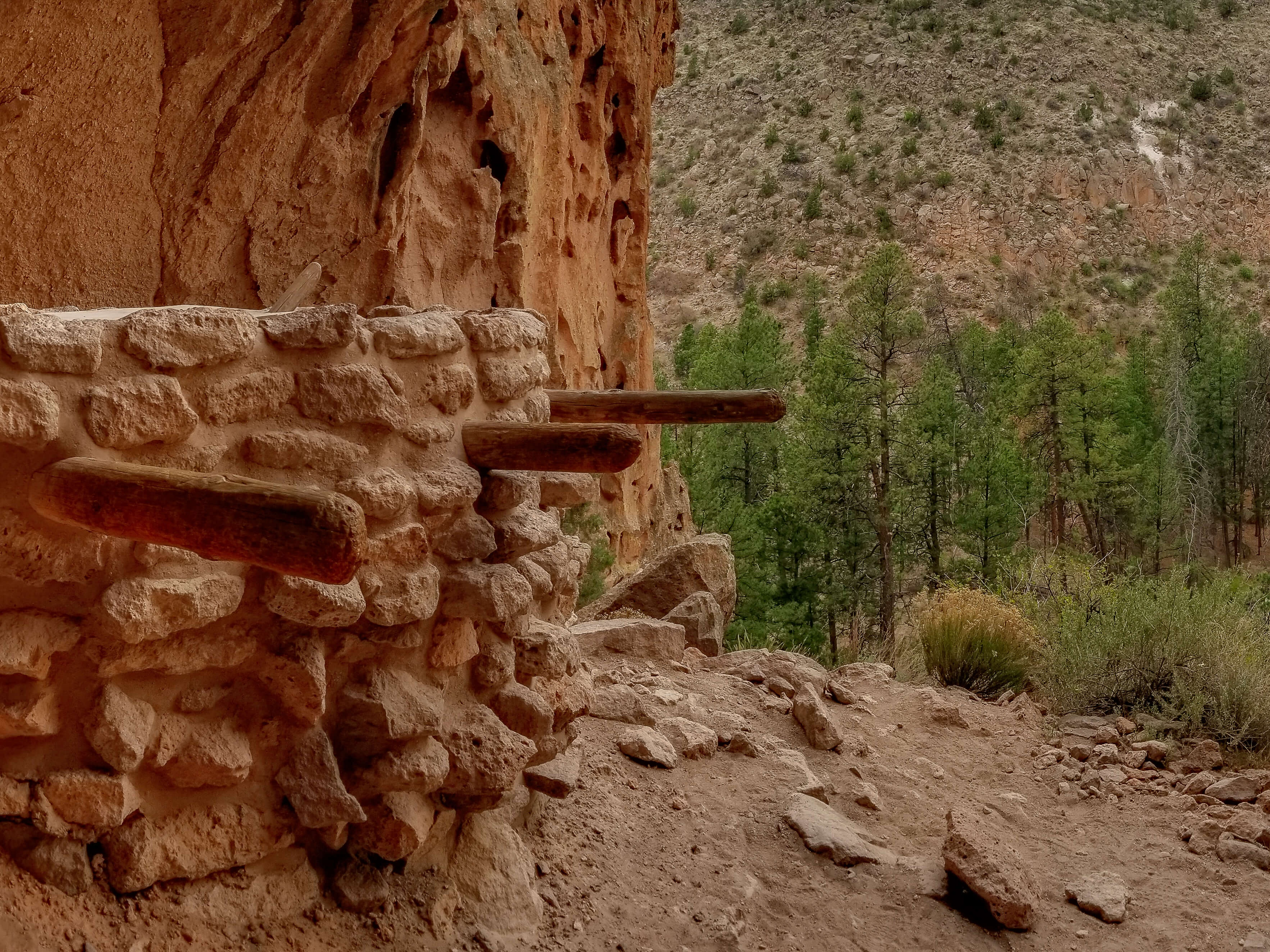 Kiva Bandelier National Monument