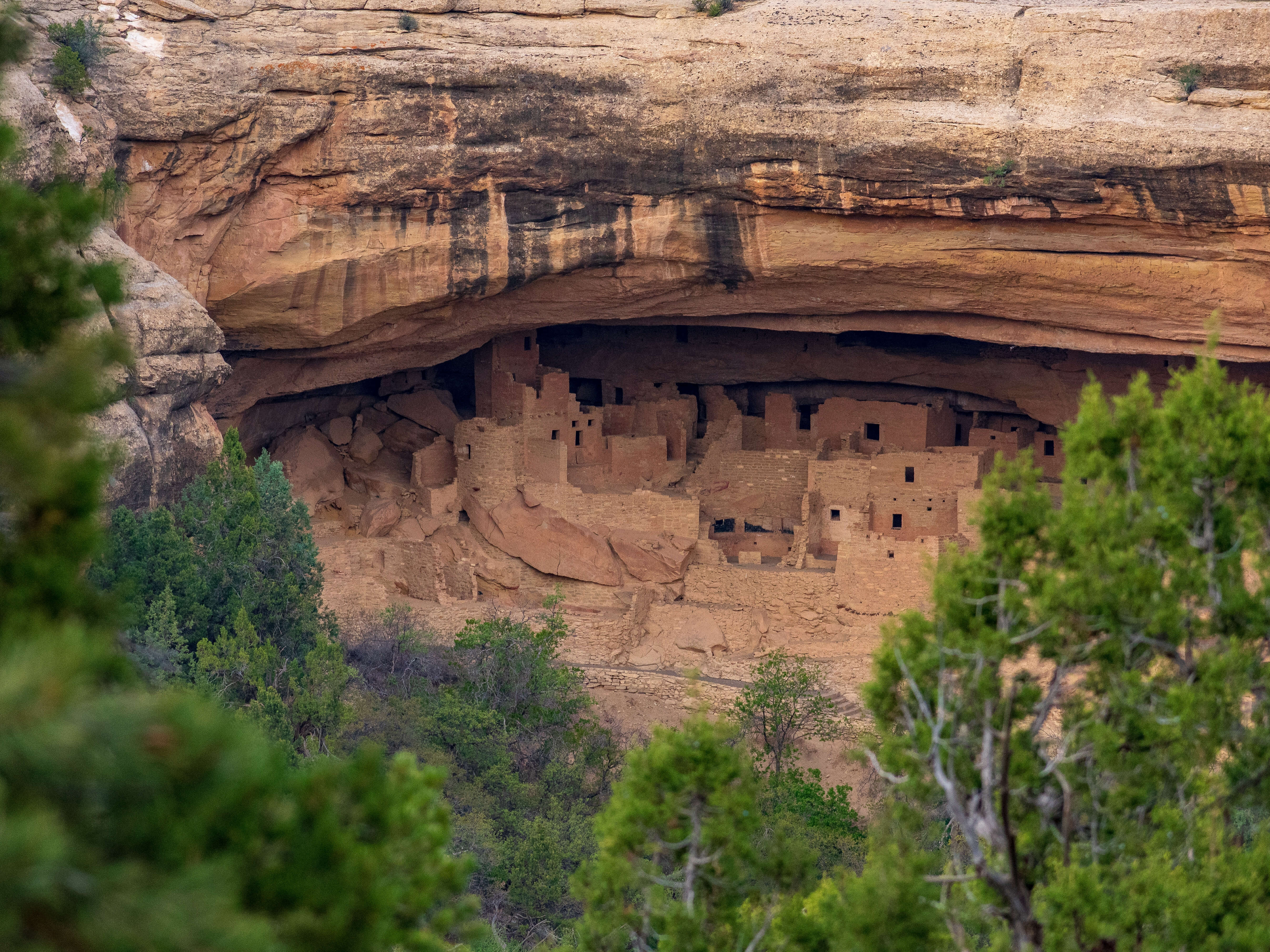 Cliff Palace Mesa Verde National Park, CO